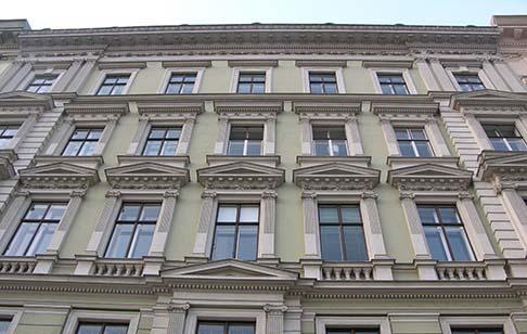 Wohnhaus Bellariastraße, Wien