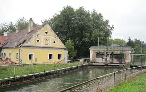 Wohnhaus Neumühle, Ochsenburg
