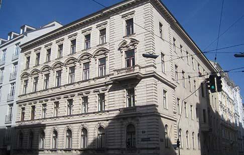 Wohnhaus Reisnerstraße, Wien