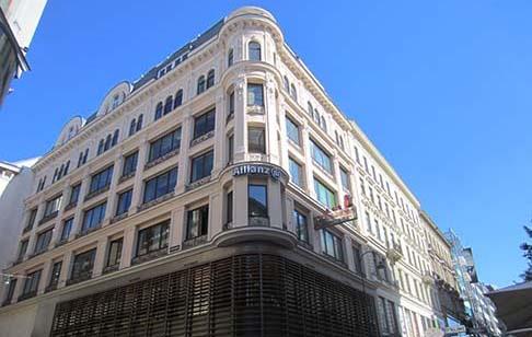 Bürogebäude Kärntnerstraße, Wien