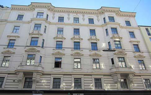 Wohnhaus Porzellangasse, Wien