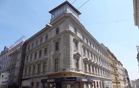 Bäckerei Blutaumüller Joanelligasse, Wien