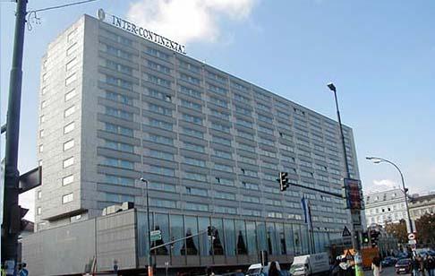 Hotel Intercontinental, Wien