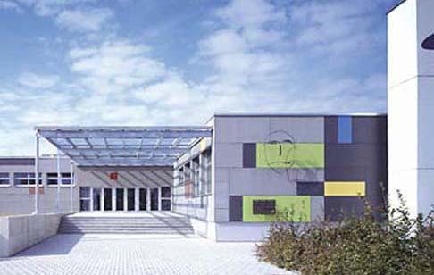 Bundesschulzentrum, Güssing