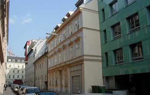 Wohnhaus Floragasse, Wien