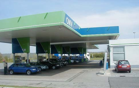 OMV Tankstelle, Bad Fischau