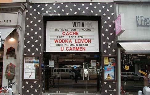 Votiv Kino, Wien