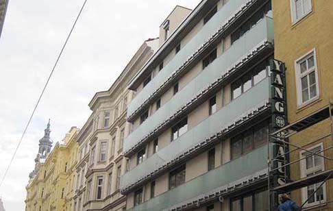 Wohnhaus Otto-Bauer-Gasse, Wien