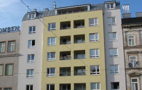 Wohnhaus Rennweg 54, Wien