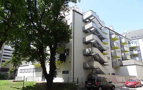 Wohnhaus Brünner Straße, Wien