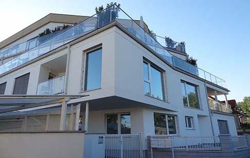 Wohnhaus Fischerstrand, Wien