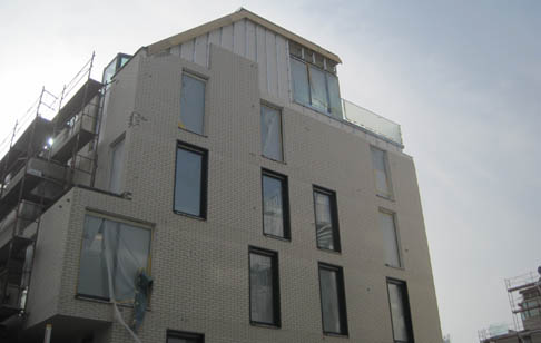 Wohnhaus Sieveringerstraße, Wien