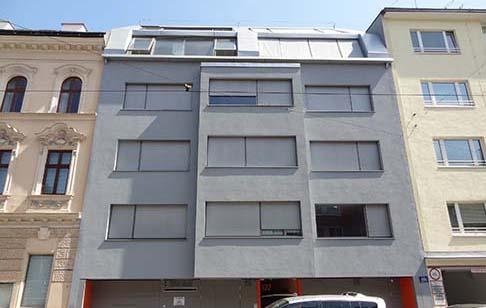 Wohnhaus Gersthoferstraße, Wien