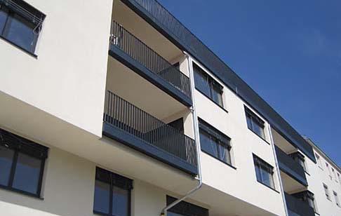 Wohnhaus Leidesdorfgasse, Wien