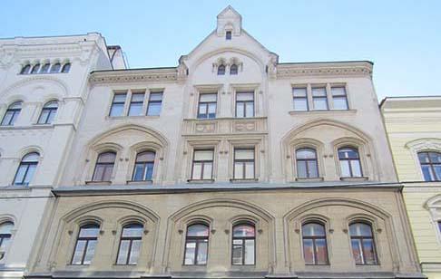 Wohnhaus Rögergasse, Wien