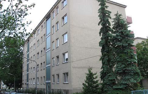 Wohnhaus Hamiltongasse, Wien