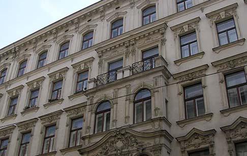 Wohnhaus Köstlergasse, Wien