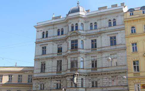 Wohnhaus Rennweg 33, Wien