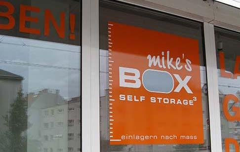 Mikes Box Mariahilfer Straße, Wien