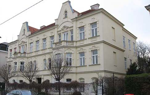 Wohnhaus Sebastian-Brunner-Gasse, Wien