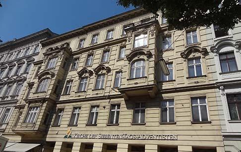 Wohnhaus Nußdorferstraße, Wien