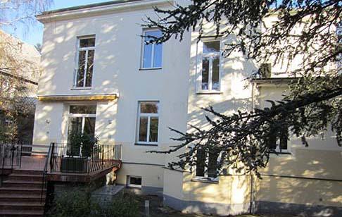 Wohnhaus Türkenschanzstraße, Wien