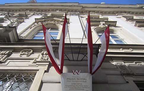 Palais Rottal, Wien