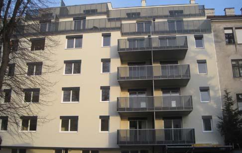 Wohnhaus Linzerstraße, Wien