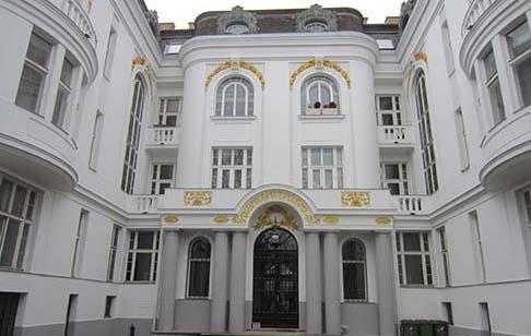 Wohnhaus Chimanistraße, Wien