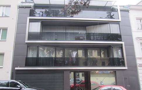 Wohnhaus Thimiggasse, Wien