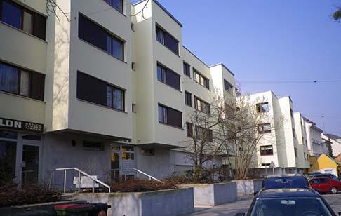 Wohnhaus Dornbacherstraße, Wien