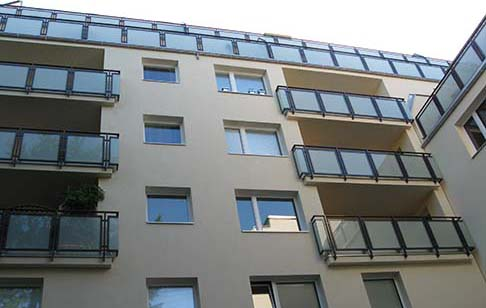 Wohnhaus Promenadegasse, Wien