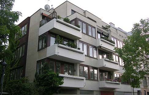 Wohnhaus Zahnradbahnstraße, Wien