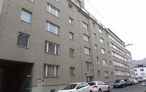 Wohnhaus Sickenberggasse, Wien