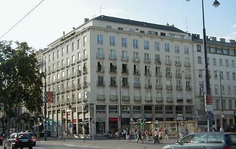 Bürogebäude Opernring, Wien