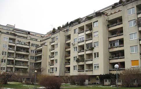 Wohnhaus Töllergasse, Wien
